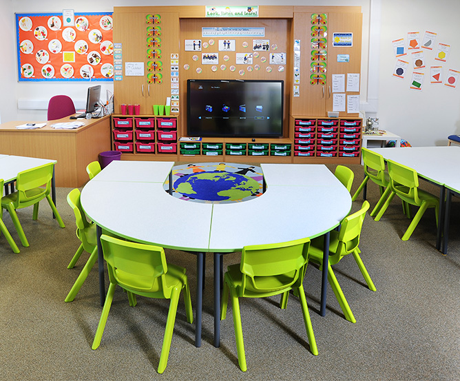 Classroom Furniture Companies ~ Ratcliffe preparatory school