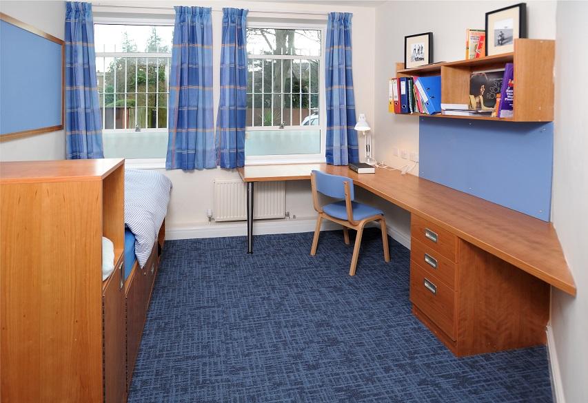 Rugby School (Bedroom) U2013 1