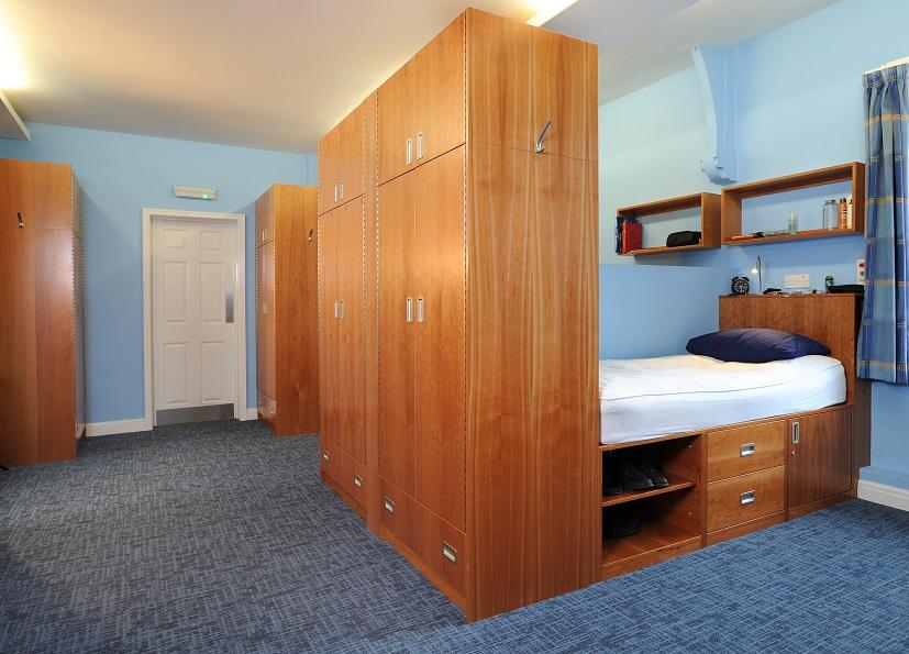 Rugby School (Bedroom) U2013 3